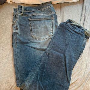 Torrid boyfriend jeans